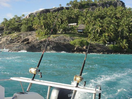 North Island Seychelles: Big Game Fishing