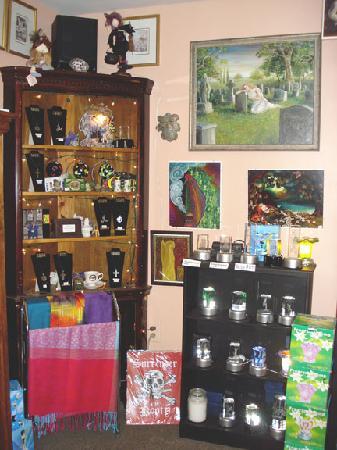 deLyn's Gallery: Corner