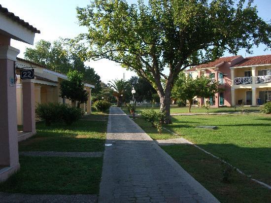 Mayor Capo Di Corfu: calme et verdure