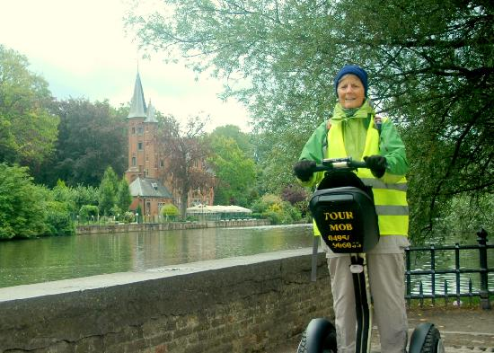 Segway Bruges: By Minnewater