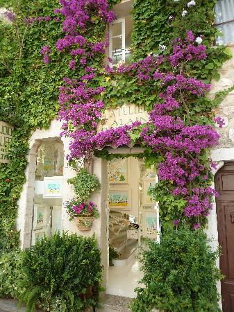 Saint-Paul de Vence: im Dorf
