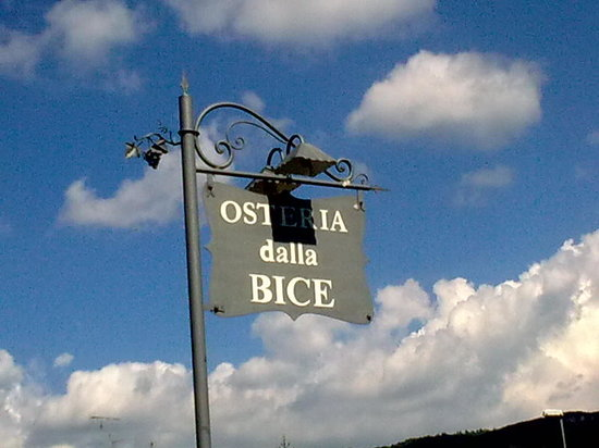 Negrar, Italia: L'osteria dalla Bice