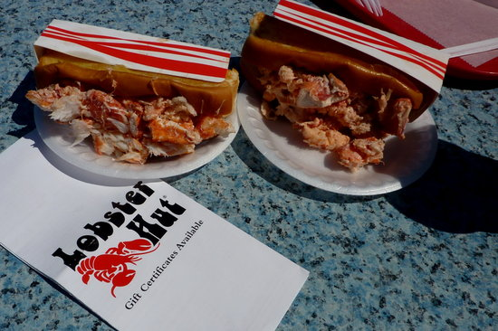 Lobster Hut: Great lobster rolls