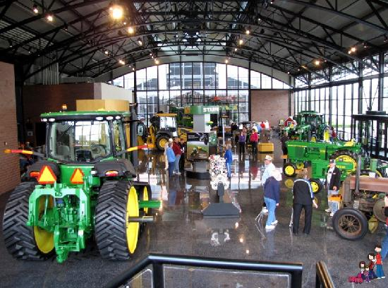 John Deere Pavilion (Moline) - 2019 All You Need to Know