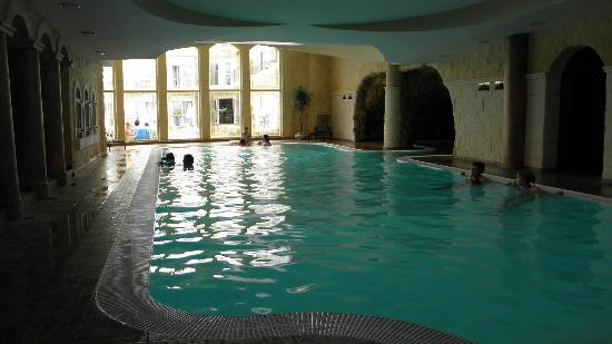 Barczewo, Pologne : Indoor pool