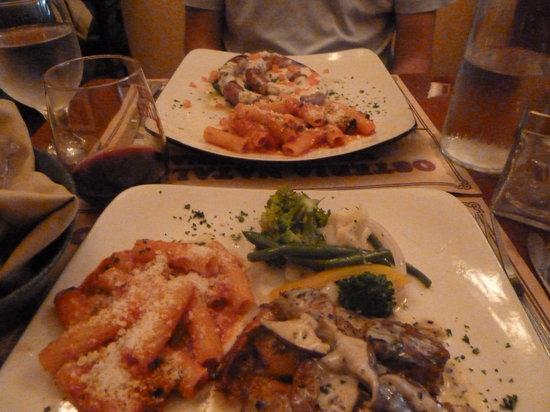 Osteria Natalina : Dinner!