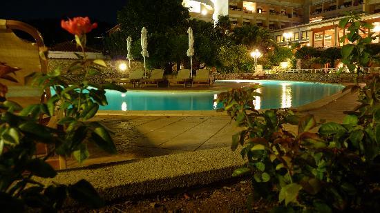 Hotel Esperides: piscina