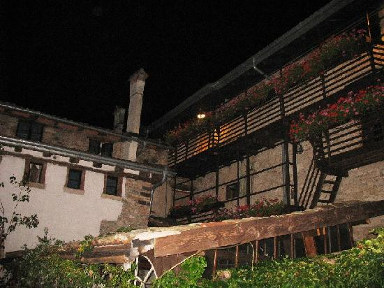 Villa Bertagnolli: vista dall'esterno