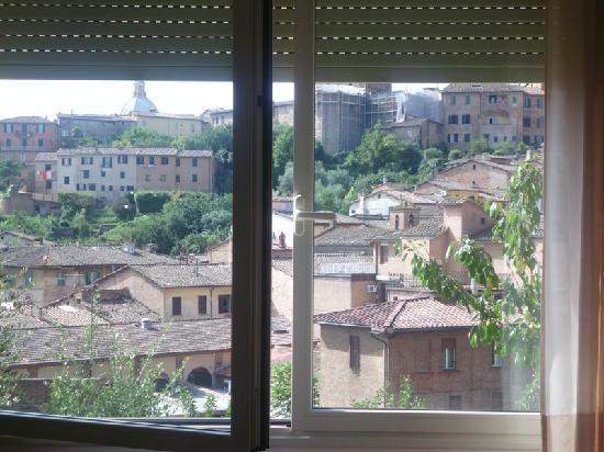 Hotel Minerva: panorama