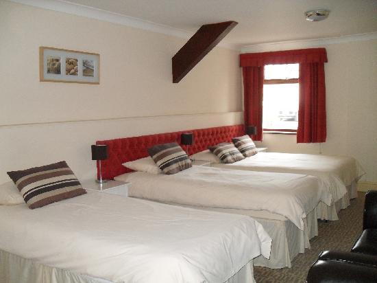 The Gwbert Hotel: Bedroom