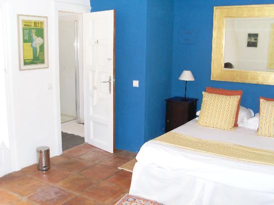 Cerro de los Higos: Bed/Living Room
