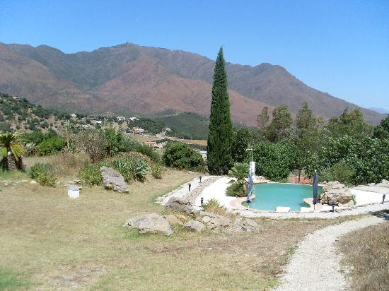 Cerro de los Higos: House to Pool