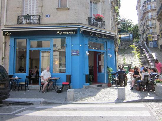 La Jolie Boheme Paris Montmartre Restaurant Reviews
