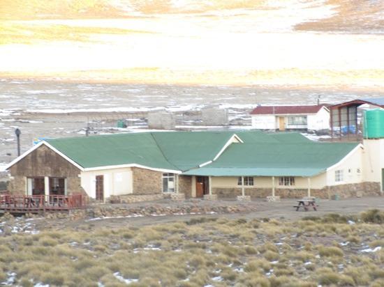 Sani Mountain Lodge: July 2011