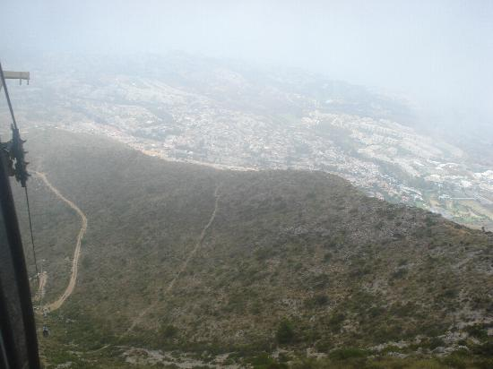 Teleférico Benalmadena: Ascenso Monte Calamorro