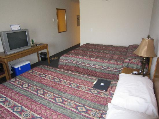 Lake Country Inn: comfortable beds