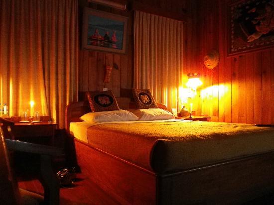 Hill Top Villa Resort Kalaw : Habitación