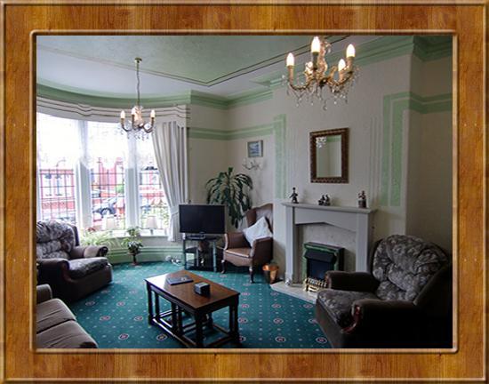 St Ives: Hotel Lounge