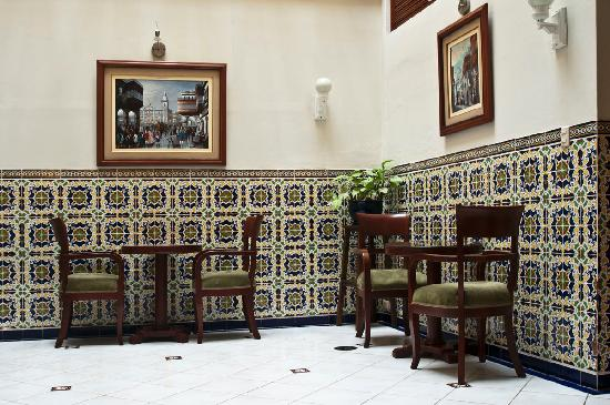 Hotel San Antonio Abad : Nice traditional indoor patios