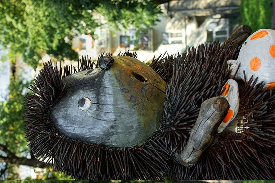 Hedgehog Monument