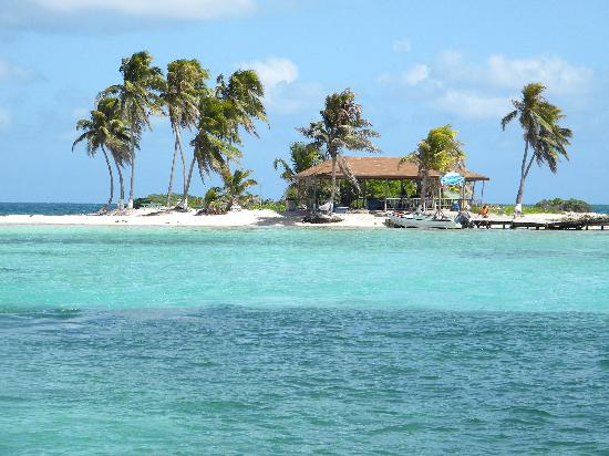 Great Spot For Beach Photos Belize Cruise Excursions Goff S Caye Beach And Snorkeling Tour