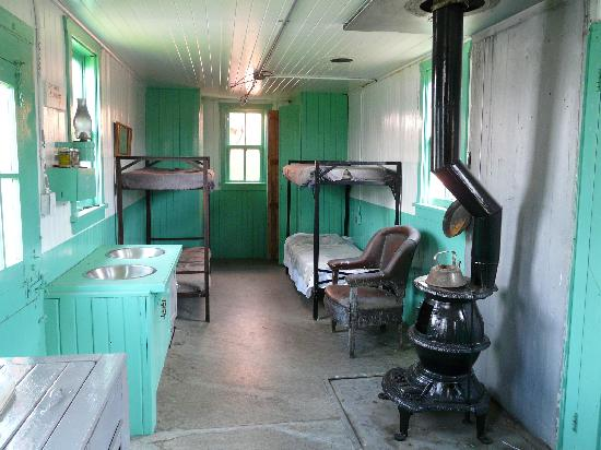inside train car picture of the alberta railway museum edmonton tripadvisor. Black Bedroom Furniture Sets. Home Design Ideas