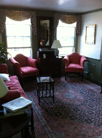 Anchor Inn: Sitting Room interior