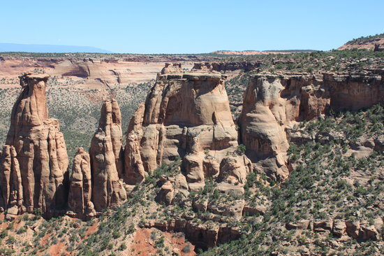 Фруита, Колорадо: Colorado Nat Monument
