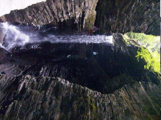 Watkins Glen State Park: Near Rainbow Falls