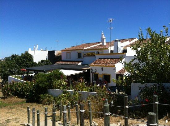 Vila Nova de Cacela, Portugal : Terraza Casa Velha