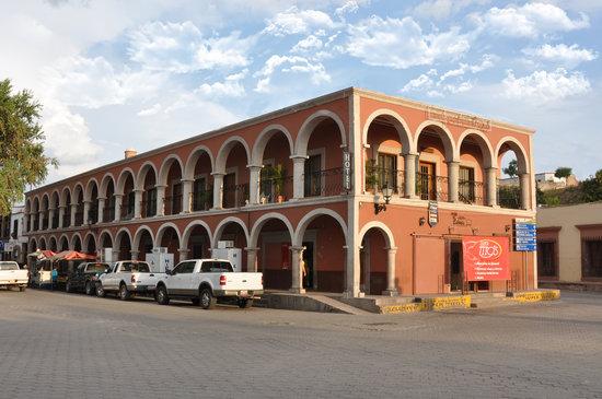 Άλαμος, Μεξικό: Hotel Condominios Los Arcos