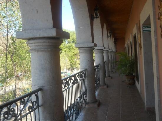 Άλαμος, Μεξικό: Vistas Atractivas