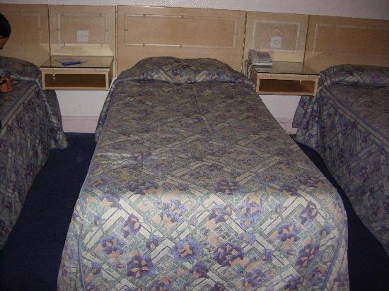 Cranley Gardens Hotel: Las camas