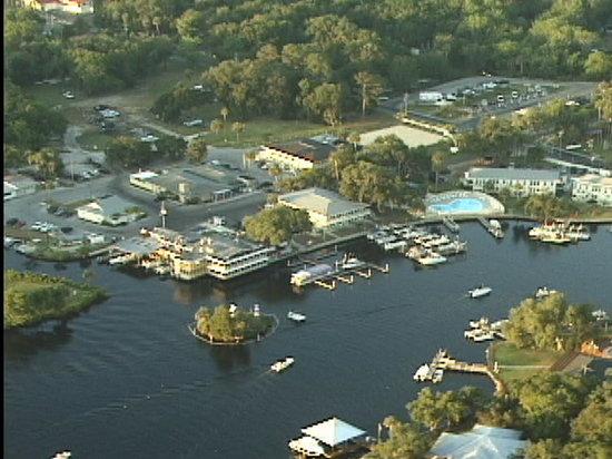 Омосасса-Спрингз, Флорида: Homosassa Riverside Resort