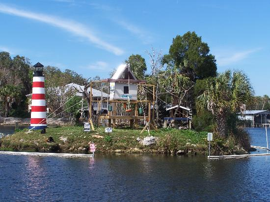 Monkey Island Florida Restaurant