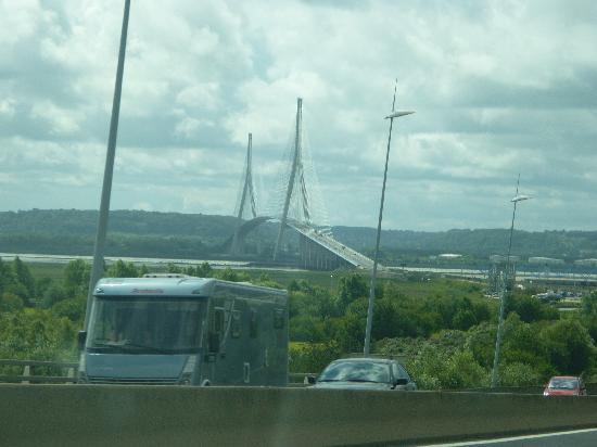 Pont de Normandie: il ponte 2