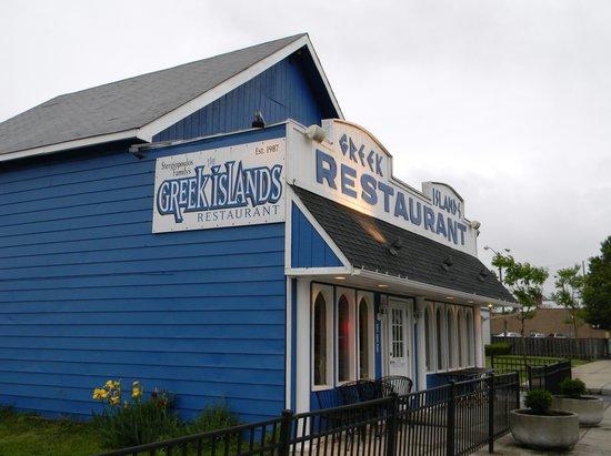 Greek Islands Restaurant Inc Indianapolis Menu Prices