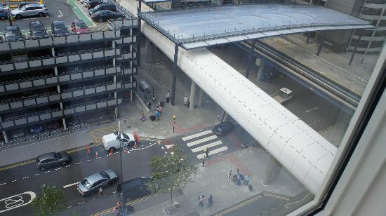 Sofitel London Gatwick: Window view