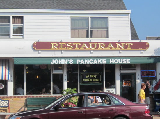 Photo of American Restaurant Mr. John's Pancake House at Main Street, Montauk, NY 11954, United States