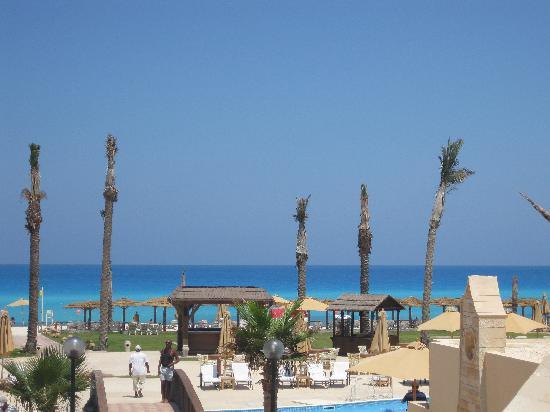 Borg El Arab, Egypte: beach
