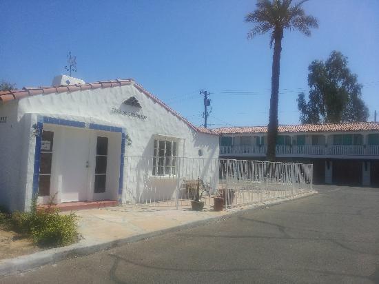 Coronado Motor Hotel Yuma : motel's museum