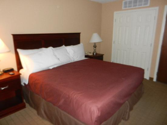 El Coronado Resort: The comfortable bed