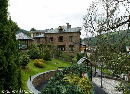 Santa Eulalia de Oscos, España: Vista general