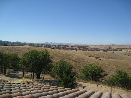 Villa Nel Mondo Bed & Breakfast: view from the window