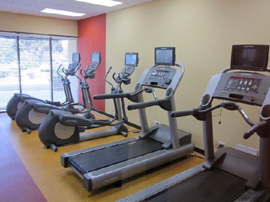 Courtyard Oxnard Ventura: Gym