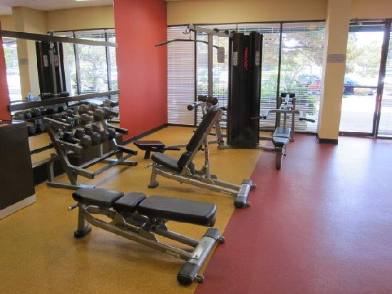 Courtyard Oxnard Ventura: Gym