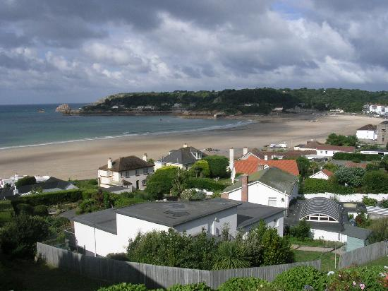 Biarritz Hotel: A Room with a View