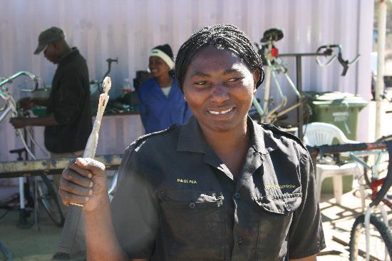 Katu Tours : mechanic