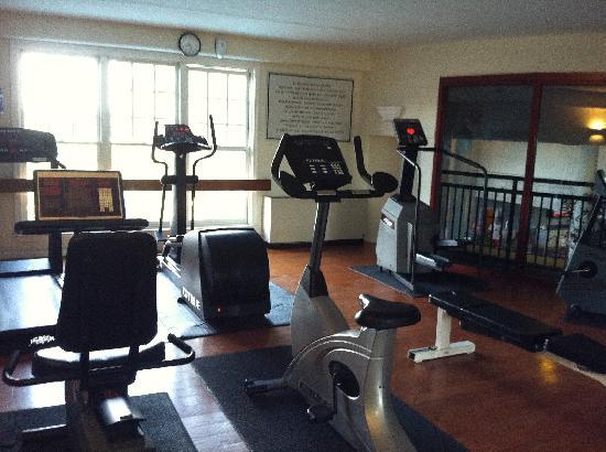 gym picture of wyndham long wharf resort newport tripadvisor rh tripadvisor com