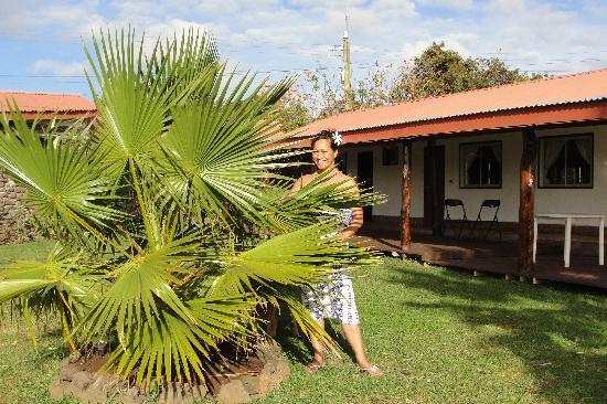 Cabanas Manatea: atendidas por su dueña